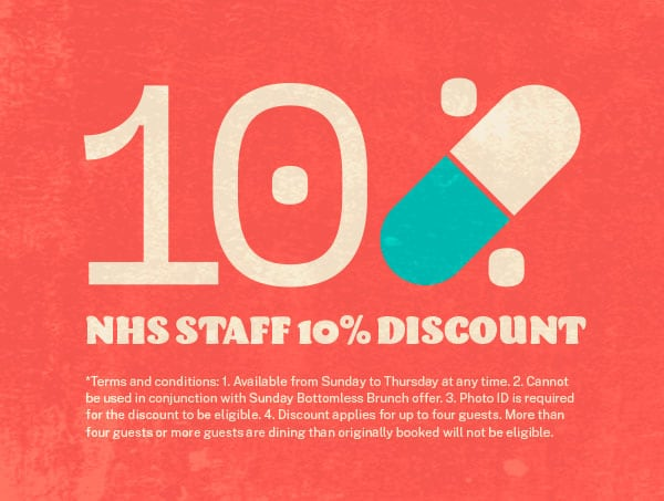 NHS 10% Discount