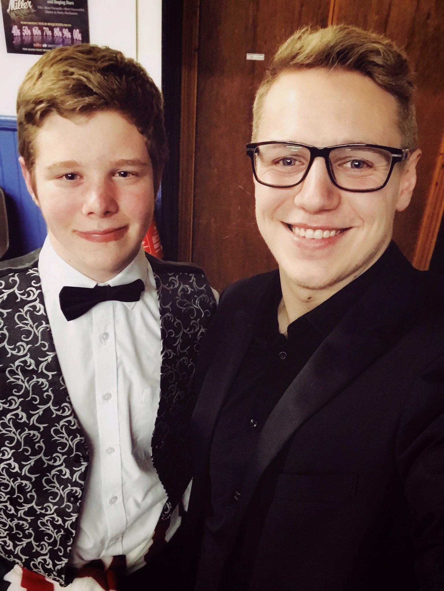 Ben and Ben at FODB Xmas Concert 2018