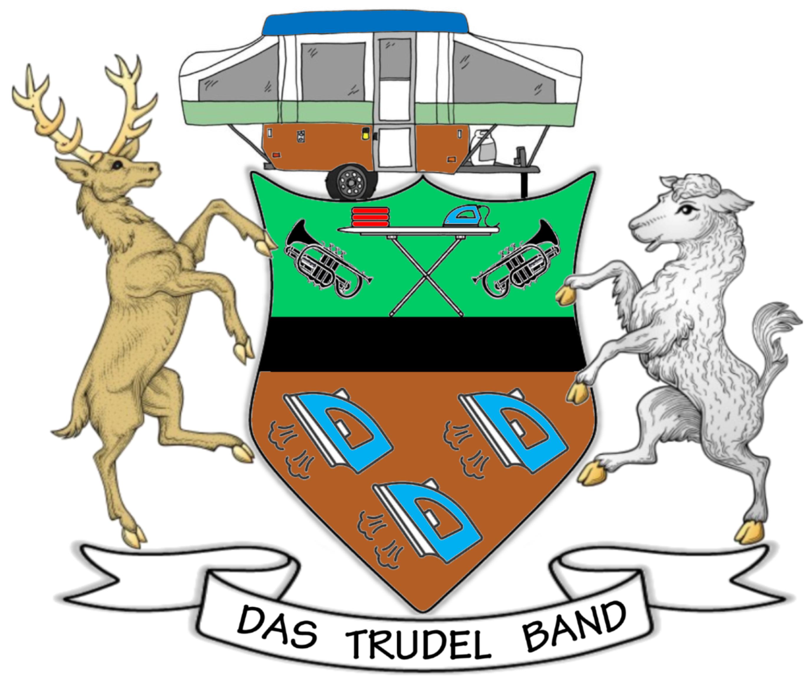 Das Trudel Band Logo