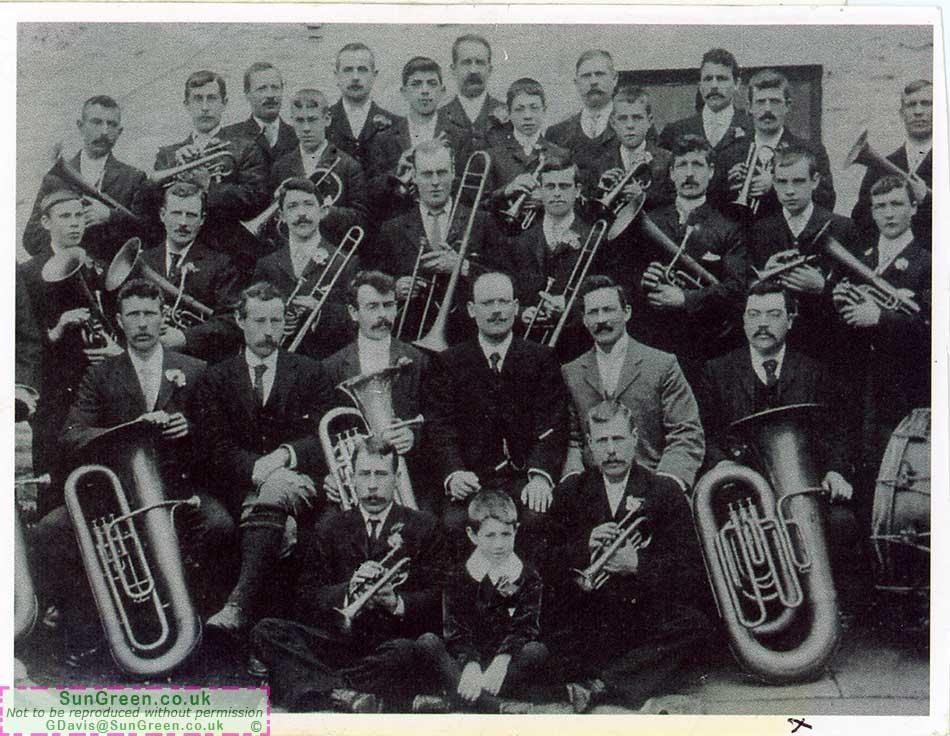 Yorkley Onward Band 1905