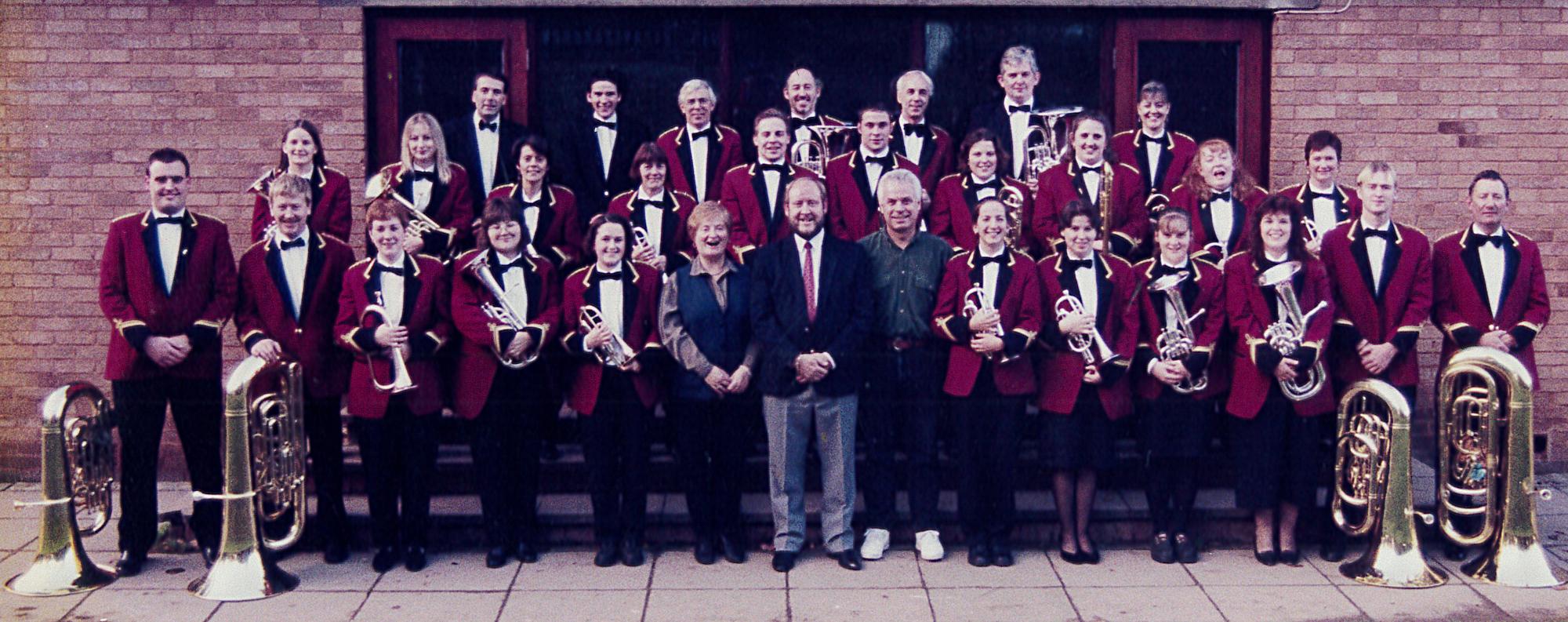 Forest of Dean Brass 1994