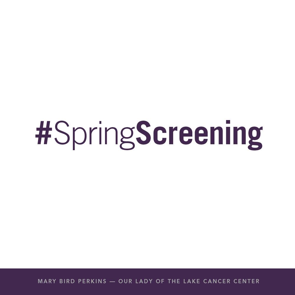 Mary Bird Perkins | Social Media: Spring Screening