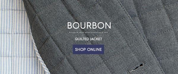 Haspel | Mockup: Bourbon Banner