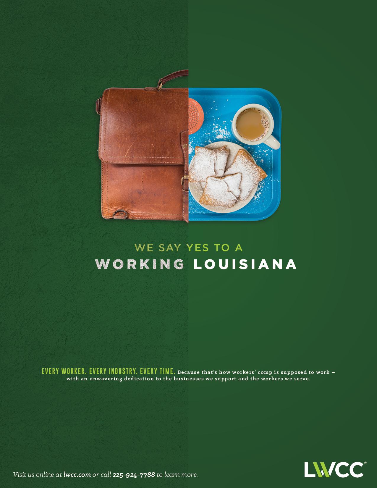 LWCC | 2016 Print: Working