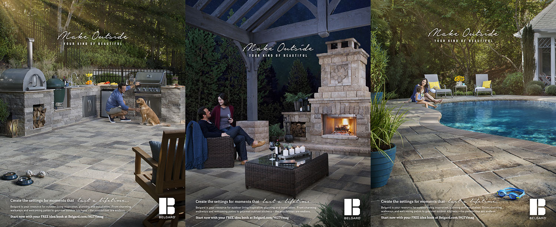 Belgard | Print Ads