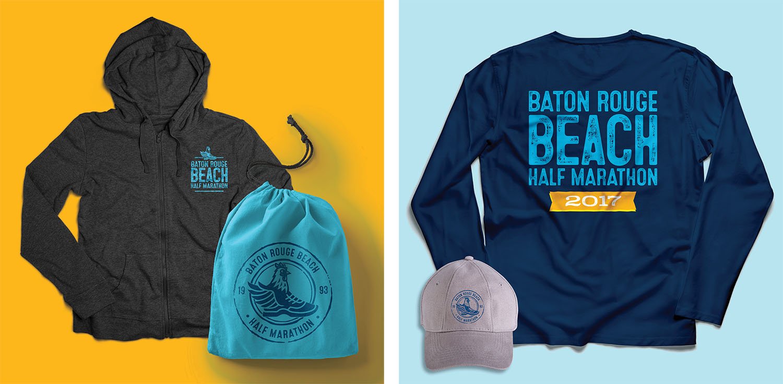 Baton Rouge Beach Marathon | Swag