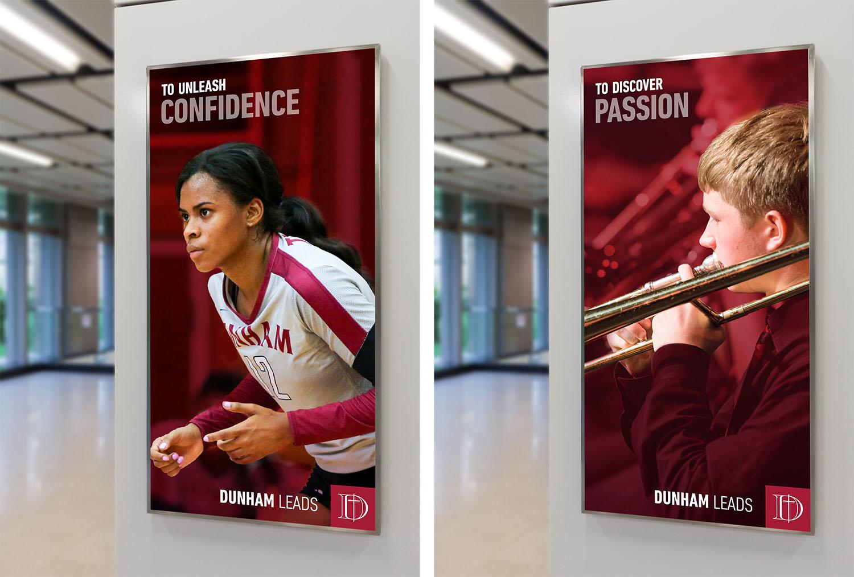 Dunham School | Posters