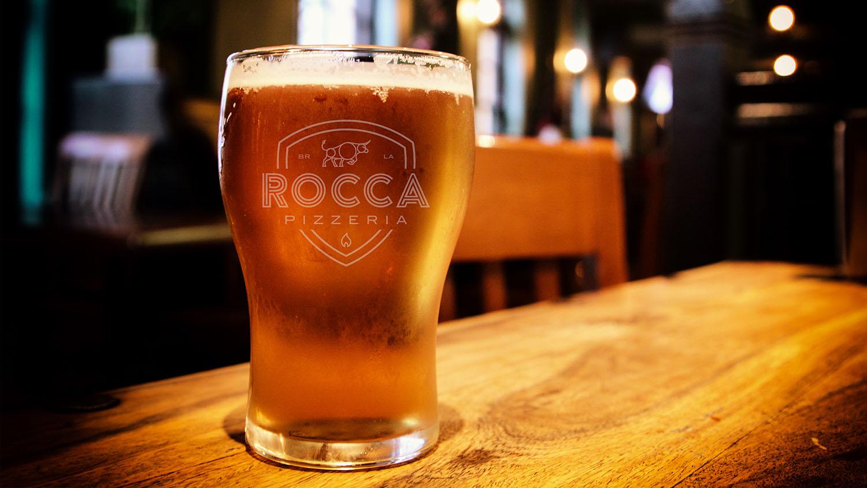 Rocca Pizzeria | Beer
