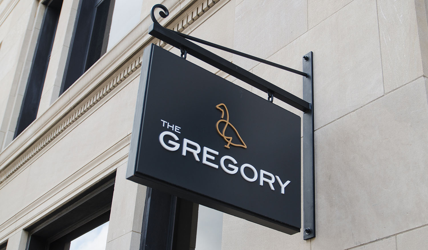The Gregory | Signage