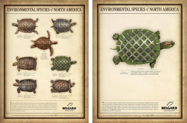 Belgard Environmental | Print Ads 2