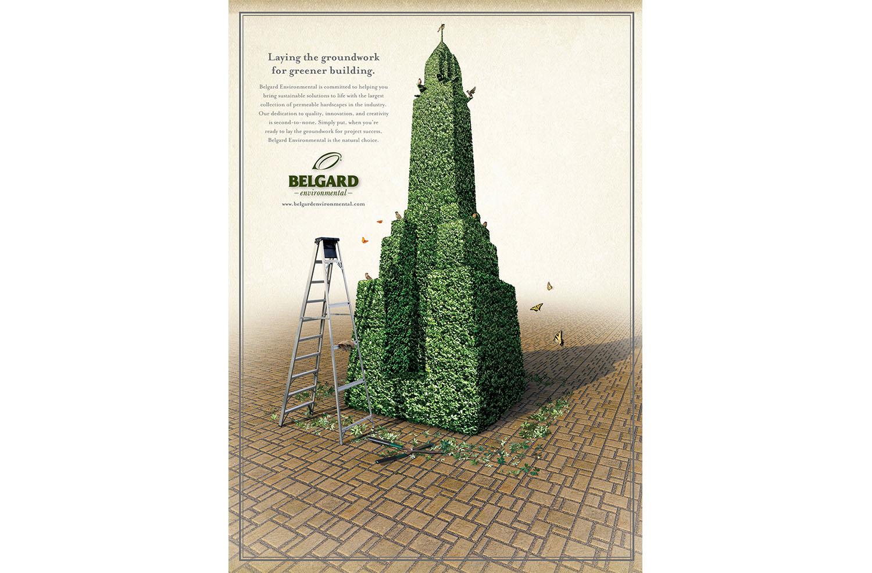 Belgard Environmental | Topiary