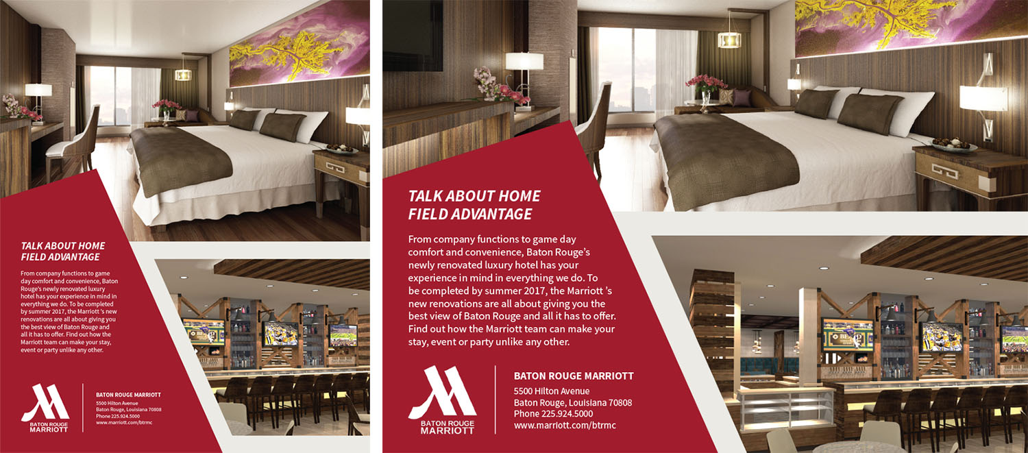 Marriott | Print Ads