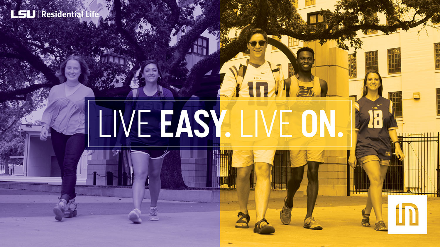 Nicholson Gateway | Live Easy. Live On.