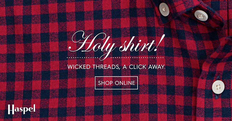 Haspel | Holy Shirt
