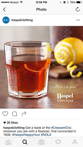 Haspel | Social Media 4