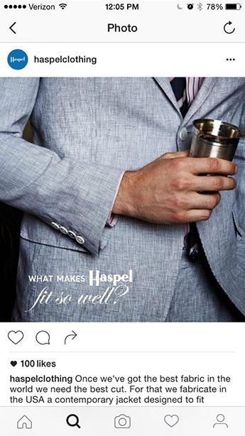 Haspel | Social Media 5