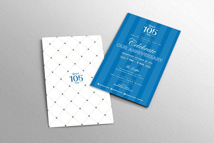 Haspel | 105 Invite