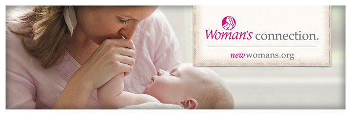 Woman's Hospital | Services Billboard: Connection