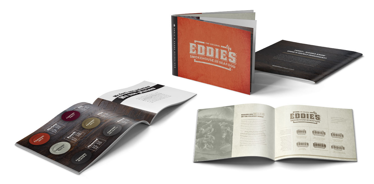 Eddies Smokehouse & Seafood | Brand Book