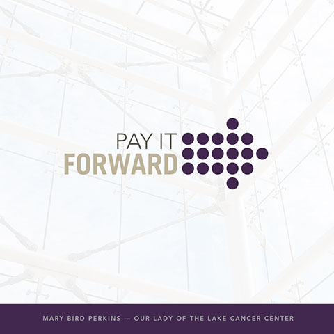Mary Bird Perkins | Social Media: Pay It Forward