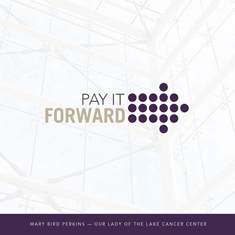 Mary Bird Perkins | Social Media: Pay It Forward