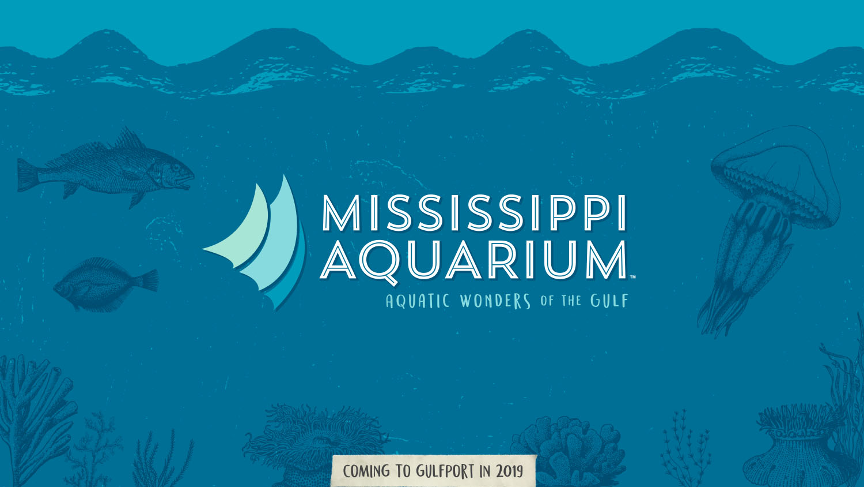 Mississippi Aquarium | Logo