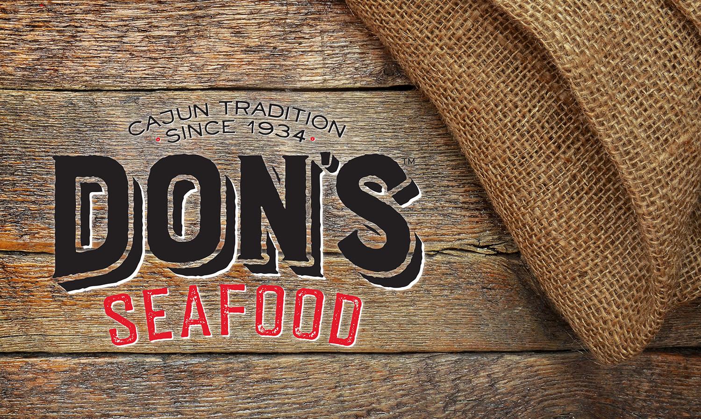 Don's Seafood | Branding