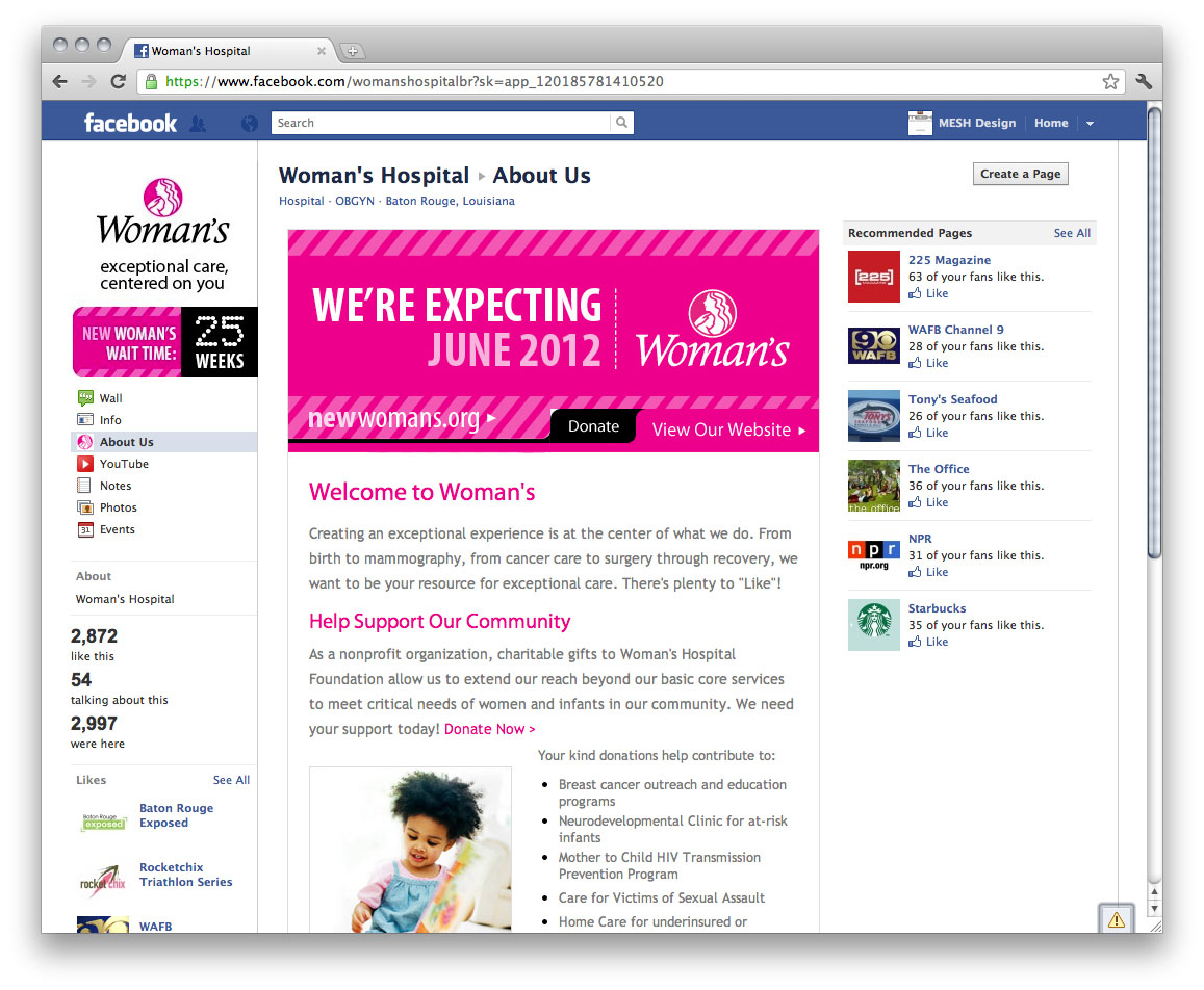 Woman's Hospital | Facebook