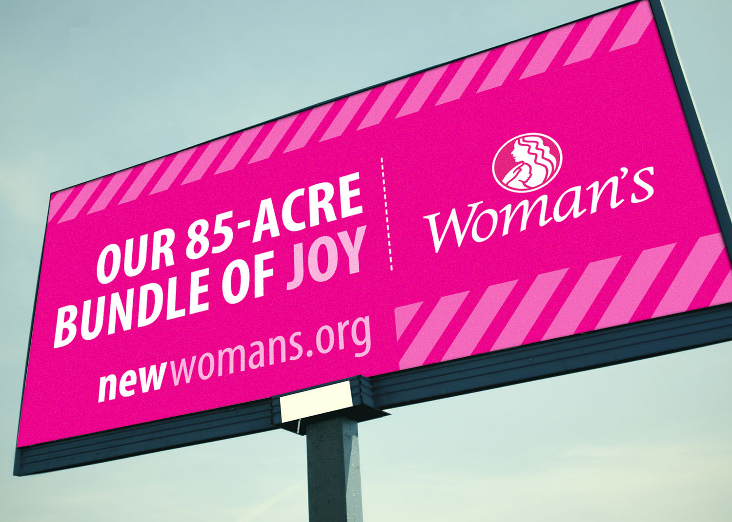 Woman's Hospital | Billboard: 85-Acre Bundle of Joy