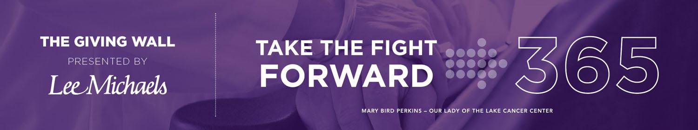 Mary Bird Perkins | Giving Wall