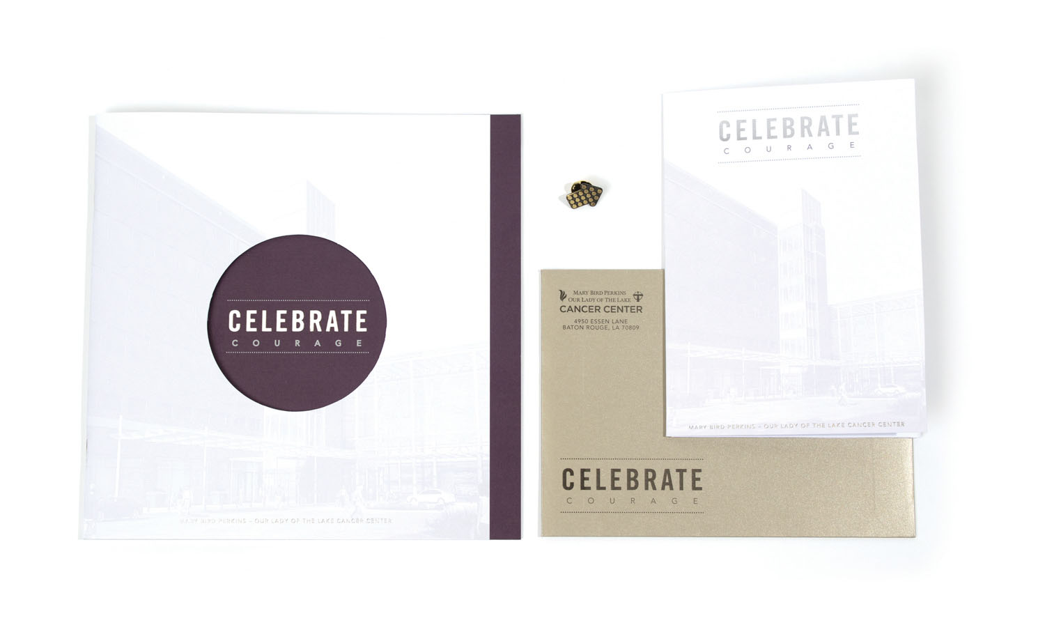 Mary Bird Perkins | Invitation Campaign