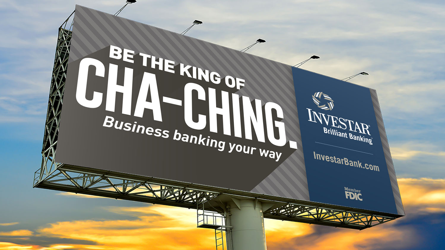 Investar Bank | King of Cha-Ching