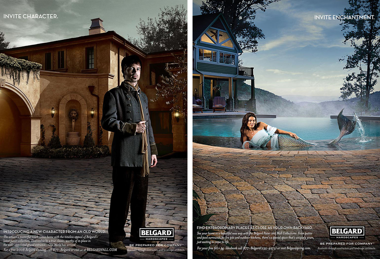 Belgard Invite | Print: Invite Character