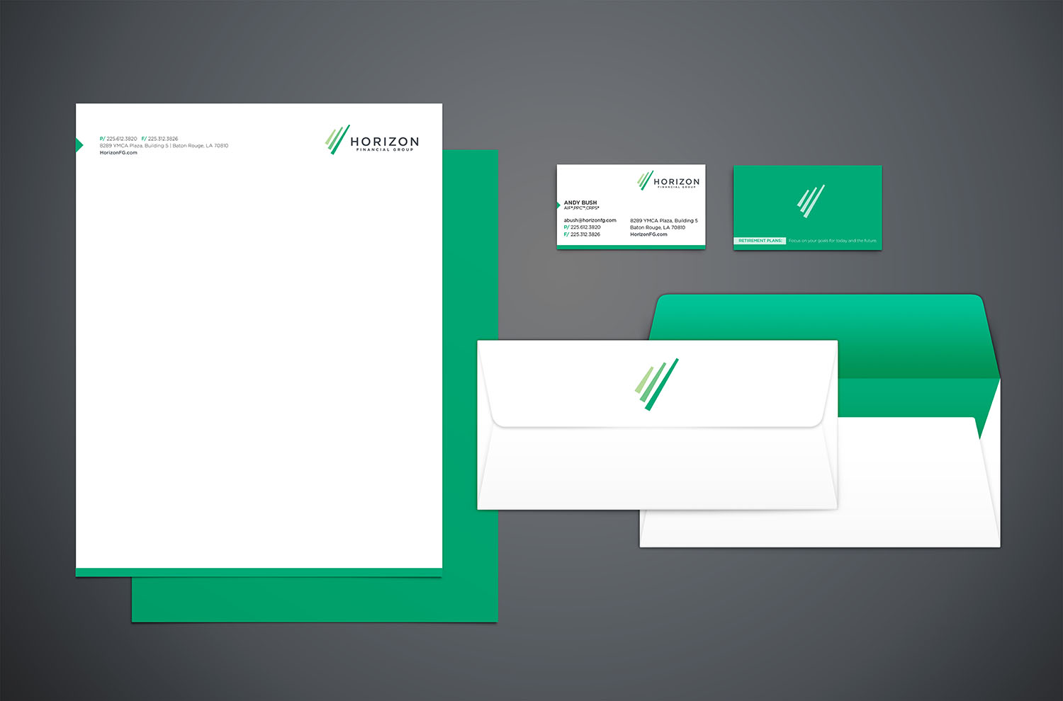 Horizon Financial group | Collateral