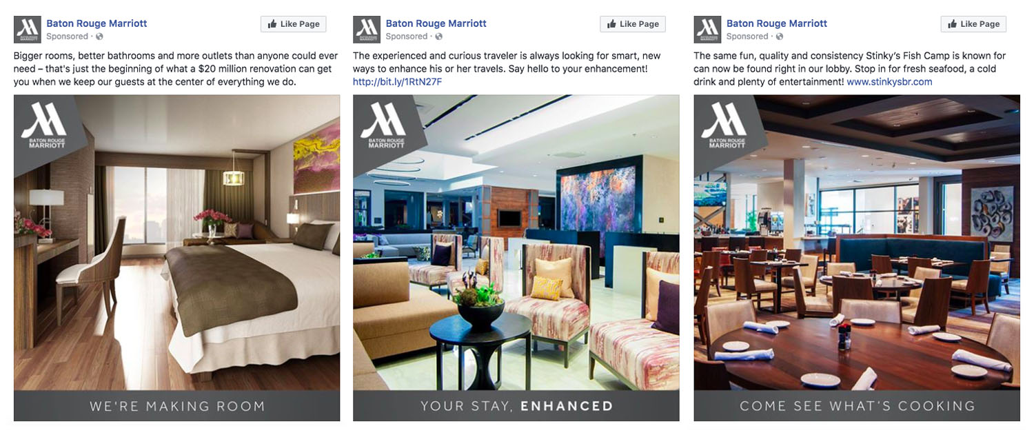 Marriott | Social Posts
