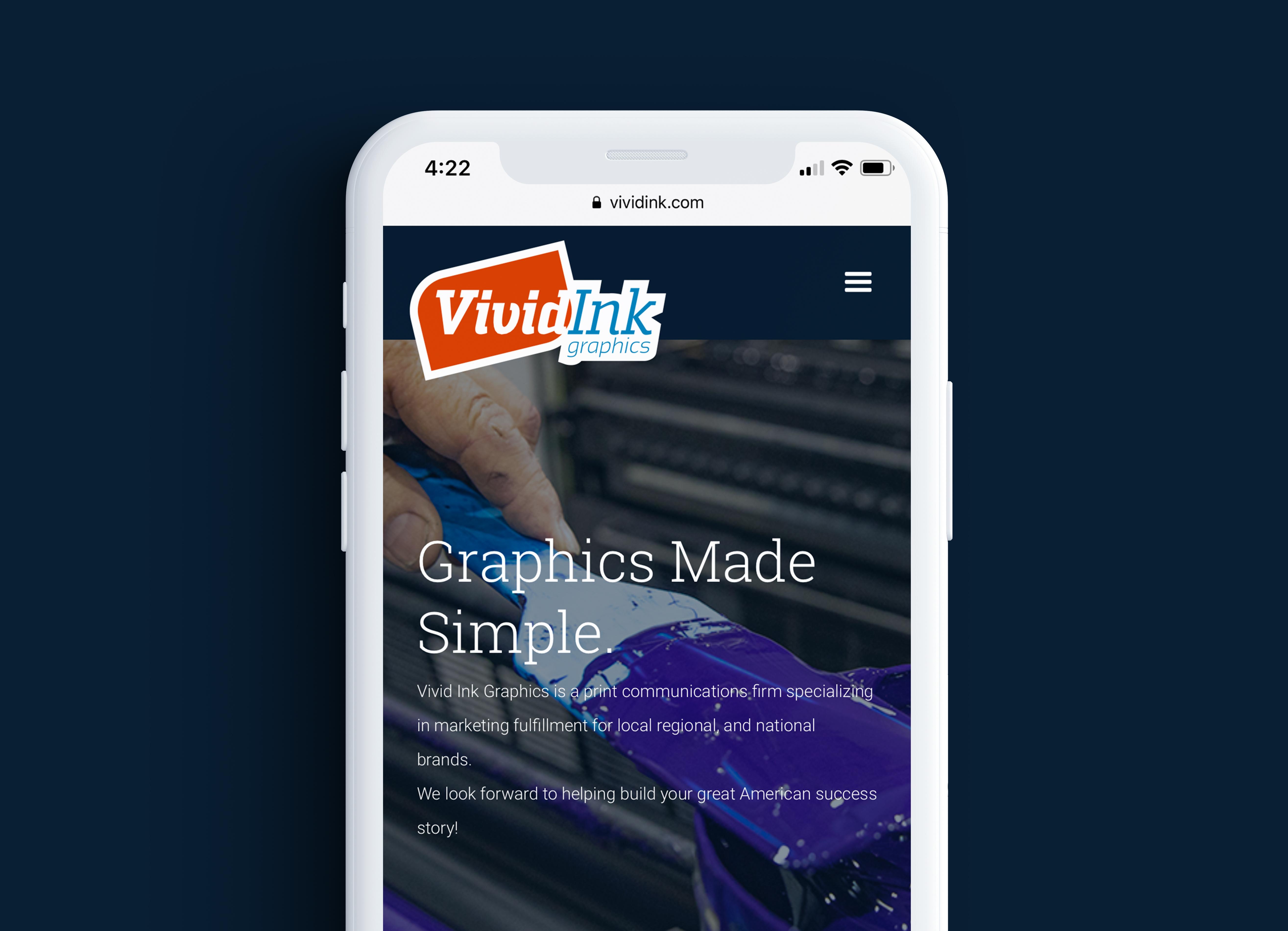 Vivid Ink | Mobile 2