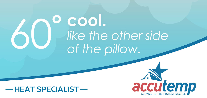 AccuTemp   Billboard: 60 and Cool