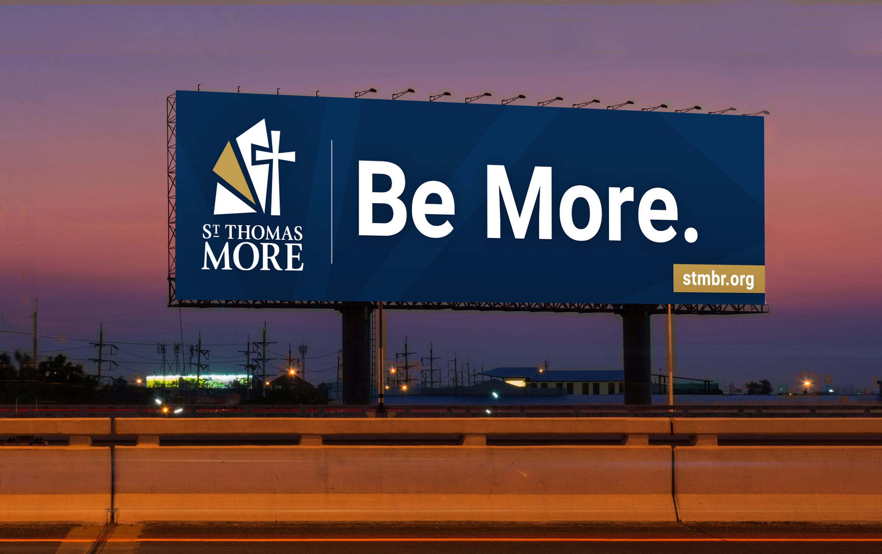 STM | Billboard: Be More