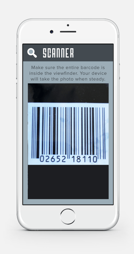 New Feature: Barcode Scanner - App Press