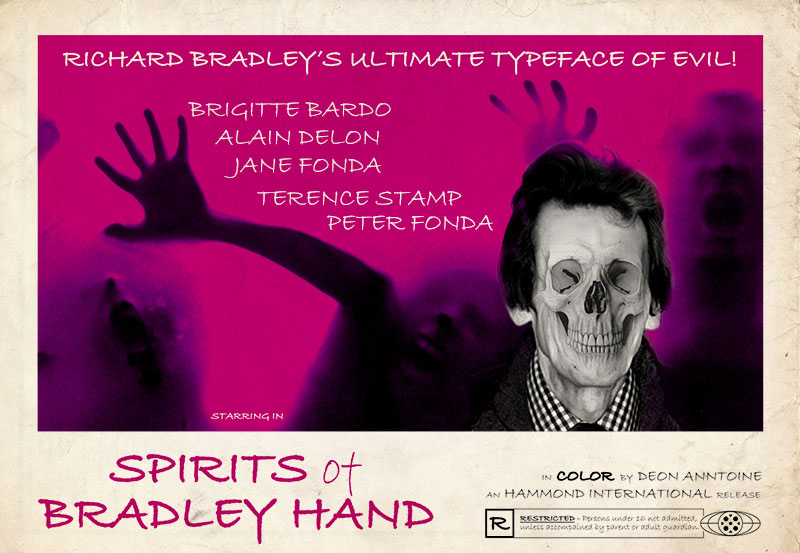 Spirits of Bradley Hand