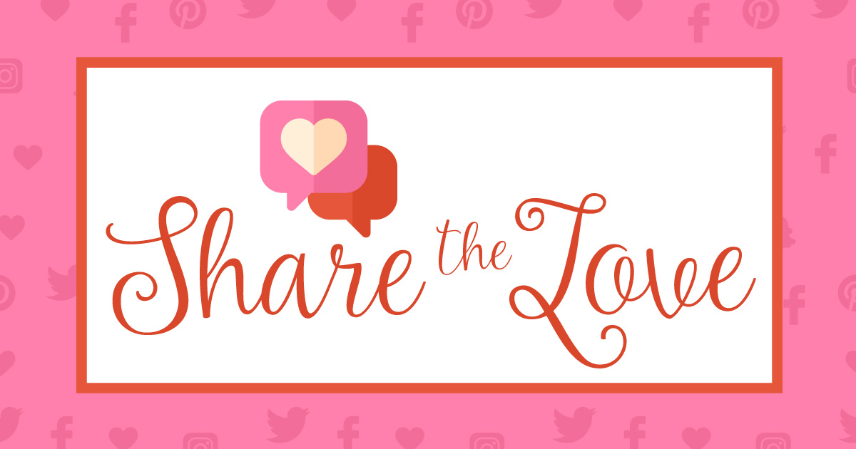 3 Tips to Share the Love on Social Media