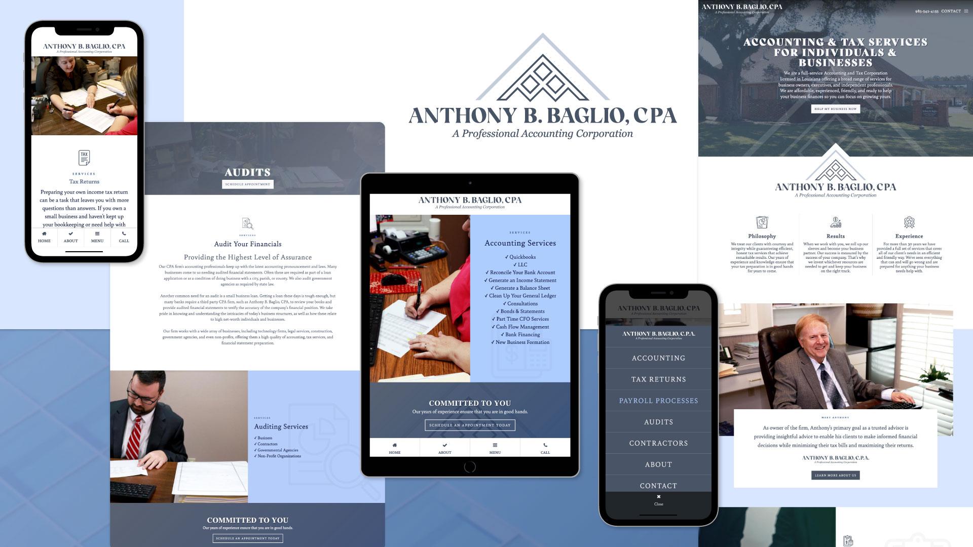Anthony B. Baglio, C.P.A.