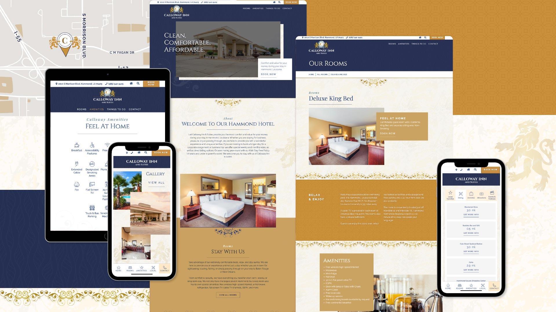 Callway Inn & Suites