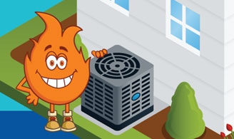 Why does my air conditioner sound like it's hissing? | Jackson