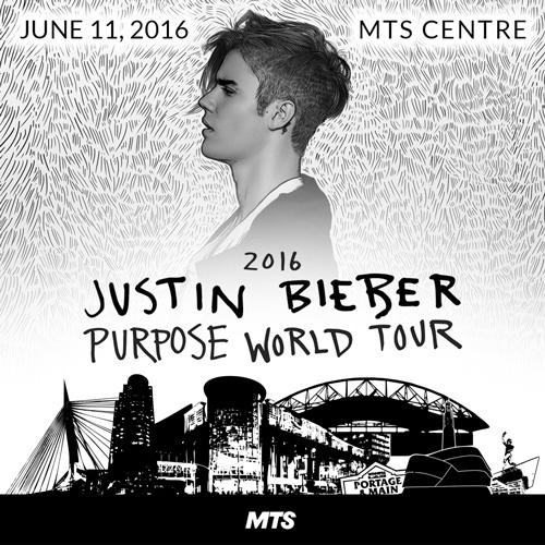 MTS Justin Bieber Contest