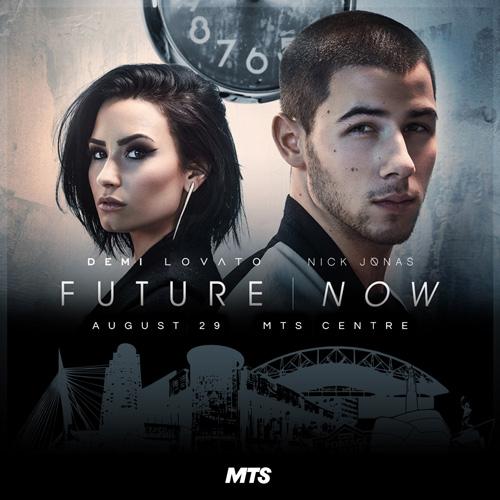 MTS Demi Lovato Nick Jonas