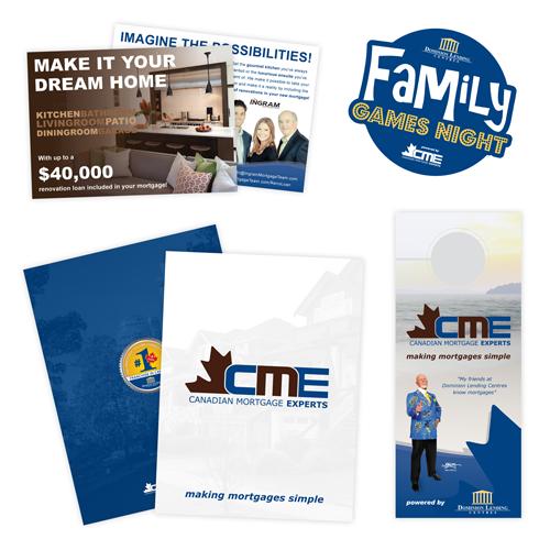 DLC CME Print Materials