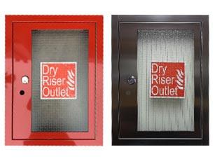 Dry Riser Outlet