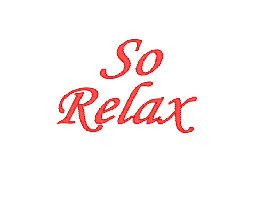 So Relax