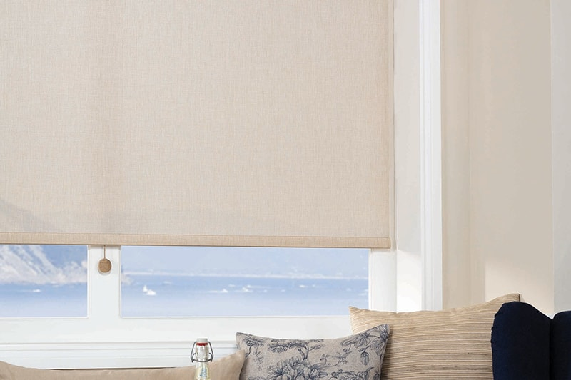 Roller Blinds Oslo Bamboo